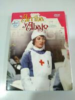 Arriba y Abajo Cuarta 4 Temporada Episodios 35-47 - 4 x DVD Español Ingles