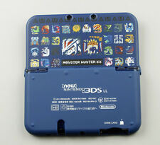 Monster Hunter Hard Case Protective Shell Cover For Nintendo New 3DS XL/LL