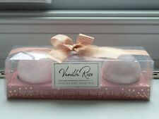 MixIt Vanilla Rose Bath Bomb Gift Trio, Fizzy, 8.4 oz - Great Gift