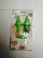 set  3pieces  pulverisateur  de jus  de citron  et orange   *plateaux   vert