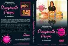 An Introduction to Airbrushing by Dawn Butler DVD - Dinkydoodle