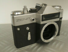 Vintage EM ZENIT made in URSS 35mm SLR Camera très bon état cosmetique