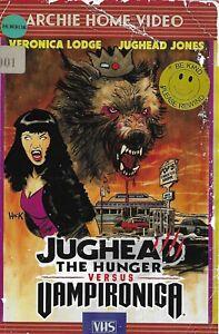 Jughead The Hunger Vs. Vampironica Comic 1 Cover C Variant Robert Hack 2019