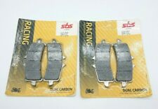 Ducati 1000 Panigale V4 R 2019 SBS Dual Carbon Front Brake Pads 841DC