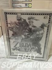 Hyrule Warriors Zelda Musou Treasure Box LIMITED  Wii U JAPAN VGA 90 ARCHIVAL