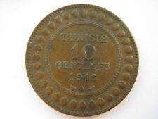 TUNISIE 10 centimes 1916-A VF