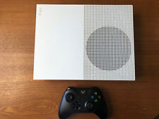 MICROSOFT XBOX ONE S 1TB WITH CONTROLLER. (NO HDMI CABLE)