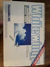 White Wings 15 Paper Airplanes Complete Set 1980 version Original Serres