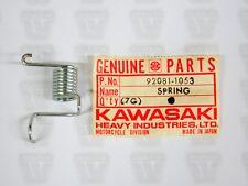 Kawasaki NOS NEW 92081-1053 Seat Hook Spring KZ KZ1100 KZ1000 KZ750 KZ550 CSR