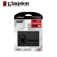 Kingston 240GB SSD SATA 3 2.5 in Solid State Drive TLC NAND SA400S37