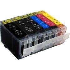 6 Druckerpatronen für Canon MP 610 mit Chip