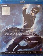 KRRISH 3 - ORIGINAL BOLLYWOOD BLU-RAY - Hrithik Roshan, Priyanka Chopra, Vivek.