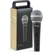 Stagg SDM50 Quality Professional Lightweight Karaoke Vocal Dynamic Microphone
