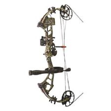 PSE 2017 BRUTE FORCE LITE 50-70LB COUNTRY CAMO READY TO SHOOT PACKAGE $399.88