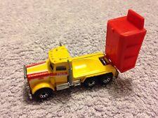 Matchbox MB23 Peterbilt Dumper - Pace - Scale 1:80