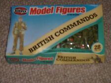 Airfix 1/32 British Commandos 1980 51454-1 28 Figures Boxed