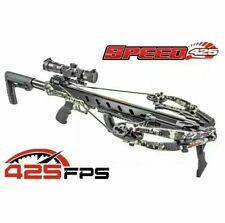 2020 Killer Instinct Speed 425 FPS Elite Crossbow 100 Yard Scope Make An Offer!
