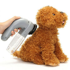 Dog/Pet Fur Hair Remover Shedding Grooming Brush Comb Vacuum Trimmer Cleaner Pop