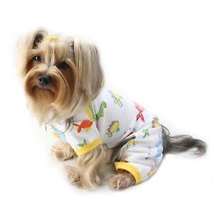 Klippo Dog Clothes Ocean Pals Pajamas Sizes  XS-XL Puppy Pet Loungewear Cotton
