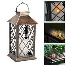 Solar LED Lantern Light Outdoor Waterproof Garden Lawn Landscape Hanging Lamp