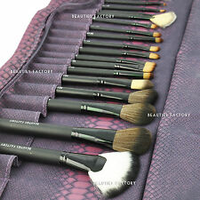 Professional 21 pcs Makeup Brush Set (Purple Snake Design) 833R