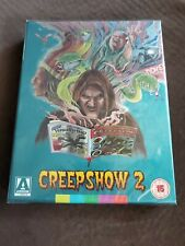 CREEPSHOW 2 LIMITED EDITION ARROW STORE EXCLUSIVE BLU-RAY REGION B NEW