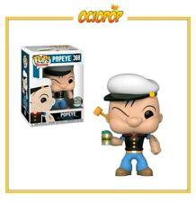 Funko Pop Popeye 369 - Edición Limitada - Speciality Series