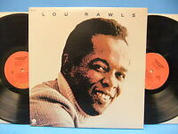Lou Rawls The Best From 1976 2LP Record Club Edition Capitol SKBB 511585 Soul