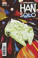 HAN SOLO #5 Retailer Incentive VARIANT COVER  1:10 STAR WARS, MARVEL NM