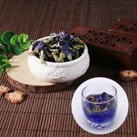 Premium Butterfly Pea Flower Herbal Blue Tea 100% Natural Organic food & drink
