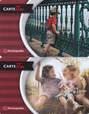 TIM HORTONS RECHARGEABLE GIFT CARD 2015 CARTE TIM FRENCH