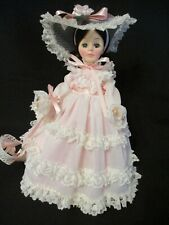 "Effanbee Scarlet O'Hara Gone With The Wind Southern Belle 12"" Doll - Brand New"