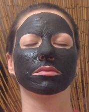 Pure Natural Powder Black Mud Clay Mask Body Wrap Anti Cellulite Wrinkles Detox