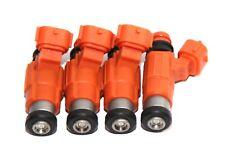 fit 99-03 Chevy Tracker/99-03 Suzuki Vitara/97-00 Mirage I4 4PCs Fuel Injector