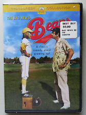 The Bad News Bears (DVD, 2002, Widescreen)Comedy Walter Matthau Tatum O'Neal NEW
