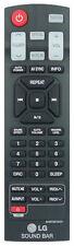 LG AKB73575421 Sound Bar Genuine Remote Control