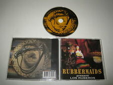RUBBERMAIDS/LOS RUBEROS(EFA/03202-26)CD ALBUM