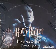 Harry Potter Trading Cards - UNOPENED BOX #4265/6000-VERY RARE- Order of Phoenix