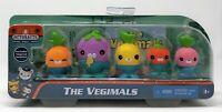 Fisher-Price Octonauts The Vegimals Codfish Tomminow Tunip Barrot Grouber Toy