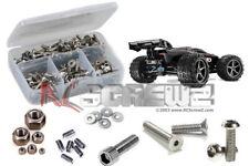 RCScrewZ Traxxas E-Revo 1/10th Stainless Steel Screw Kit - tra034