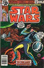Star Wars #22 - Han Solo Vs Chewbacca - 1979 (High Grade)