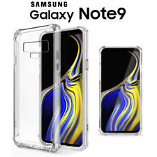 Funda Gel TPU Transparente Antigolpes para Samsung Galaxy Note 9