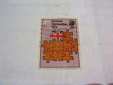 GB 1973 EUROPEAN COMMUNITIES COMMEMORATIVE STAMP
