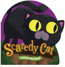 Scaredy Cat (Charles Reasoner Halloween Books)-ExLibrary