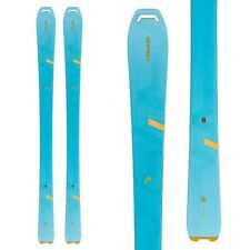 Head Wild Joy Women's Skis Turquoise/Orange 163cm