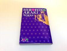 HIROHIKO ARAKI WORKS 1981-2012 JoJo Exhibition Exclusive Art Book Japanese