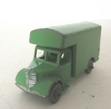 Matchbox Toys 1-75 Series Regular Wheels Bedford Removal Van Green Version