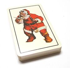 Coca Cola Coke Santa Spielkarten Kartenspiel USA deck playing cards Santa B