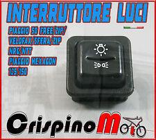 INTERRUTTORE LUCI PIAGGIO HEXAGON 125/150 1994/1997 SKYPPER 125/150  1994/97