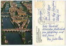 25238-Paris-Ile de la Cité-Postcard, run 11.7.1974